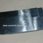 Superelastic NiTi SMA sheets for Shutters